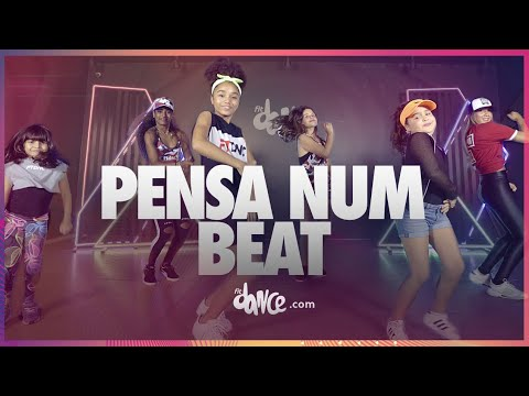 Pensa Num Beat - Duda Pimenta Coreografia  Dance