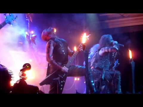 WATAIN A Fine Day To Die ( Bathory cover ) live @MunchenbryggerietSTOCKHOLM 11/04/2011
