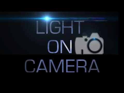 How To Fix The Light On Camera (LIFE HACK)