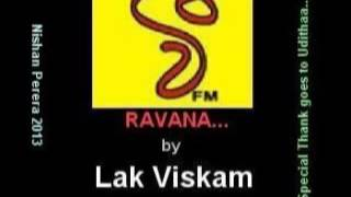 Ravana 23 Sep 2012 VFM Radio Audio Only)