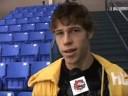 Matt Martin New York Islanders training Camp Interview