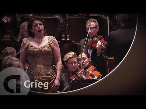 Grieg: From Peer Gynt - Bergen Philharmonic Orchestra and Ann-Helen Moen - Live concert HD
