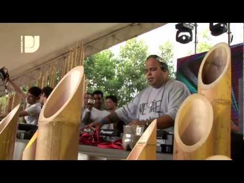 DJ Sneak at Tomorrowland, Belgium