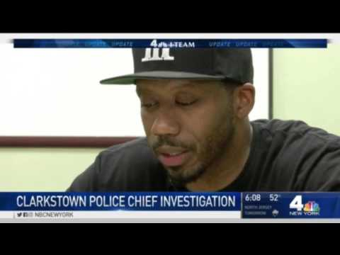 Suspended Clarkstown Police Chief Michael Sullivan I Team Report Sarah Wallace 4 25 17