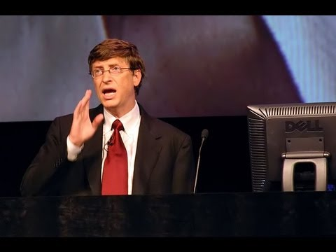 How Did Bill Gates Start His Business? On Microsoft, the Future of Computer Technology (1997 ...