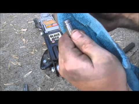How To Fix A Leaky Floor Jack