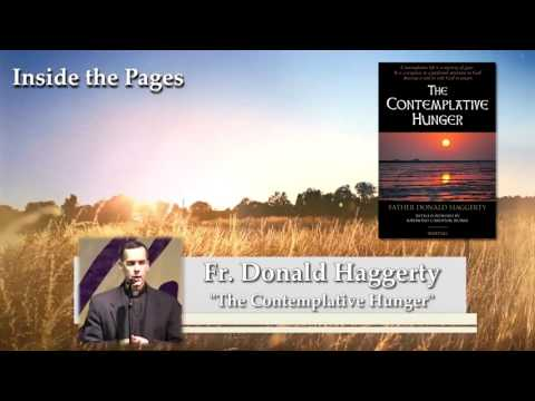 Fr. Donald Haggerty  Contemplative Hunger  Inside the Pages with Kris McGregor