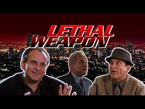"Lethal Weapon - All Joe Pesci (Leo Getz) ""Ok"" Scenes"
