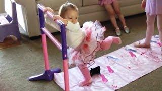Cutest Kids Ballet Dancer Fails