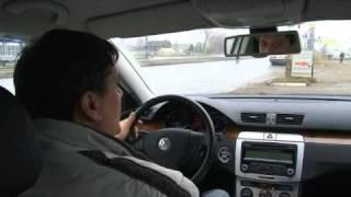 Берегись фольксвагена volkswagen passat от Итс-Авто(По утверждению дилера в Удмуртии ИТС-АВТО поведение машины, а именно то что тянет вправо это норма для мощно..., 2010-11-09T21:45:26.000Z)