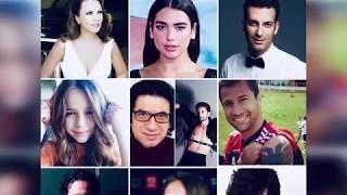 Ora News - Nga Ermal Meta tek Dua Lipa dhe Olen Çezari, yjet e muzikës kujtojnë Skënderbeun