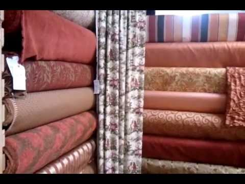The Fabric Co. St Louis Missouri | Upholstery Drapery Fabrics | Interior Design