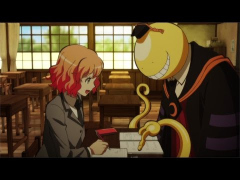 Assassination Classroom Deutsch