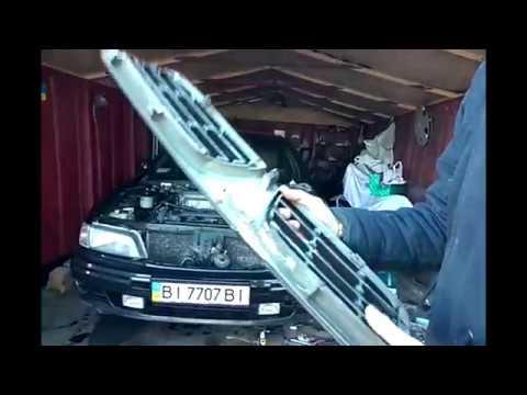 Решетка радиатора Nissan Maxima)