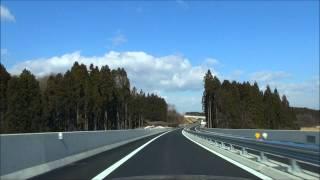 上北道路を走る!(H25.3.24開通)