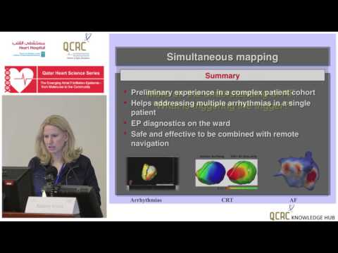 Sabine Ernst - Novel Approaches to Catheter Ablation
