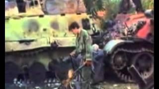 Война в Югославии Вуковар клип