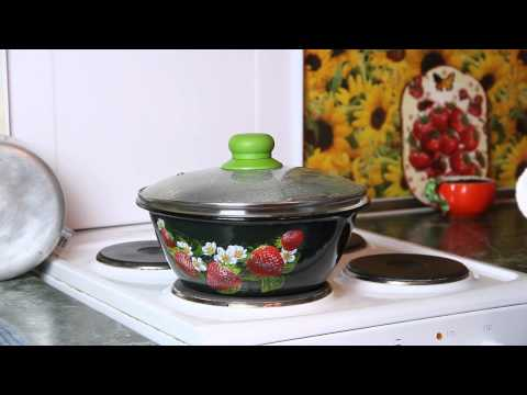 Как отмыть плиту от старого жира и нагара