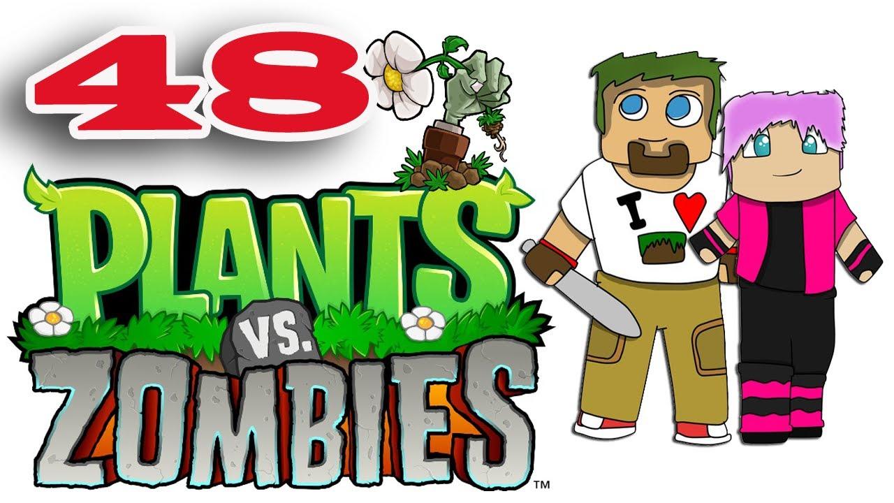 Прохождение игры растения против зомби дилероном
