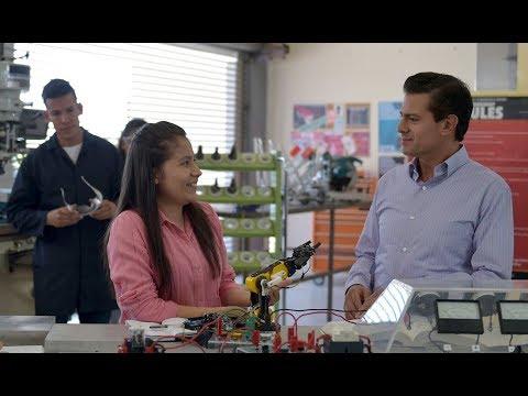 Educación Superior. 5to Informe Presidente Enrique Peña Nieto