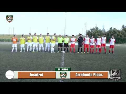 Final Liga de Verão Minho - Jesufrei vs Arrebenta Pipas
