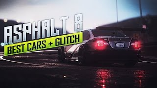 Top 3 Best Class S Cars + Major Glitch In Asphalt 8