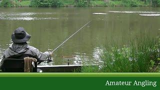 Waggler float fishing - lake