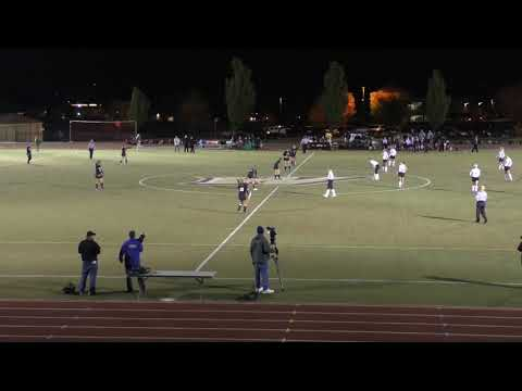 Lehighton Field Hockey vs. Saucon Valley 10-30-17 1