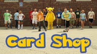 Macklemore - Thrift Shop Parody (Card Shop - Pokémon Rap)