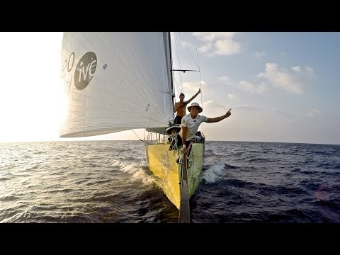 The life of an Onboard Reporter  | Volvo Ocean Race 2014-15