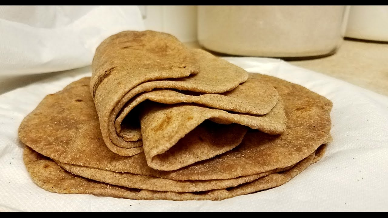 recipe: whole wheat tortillas recipe [23]