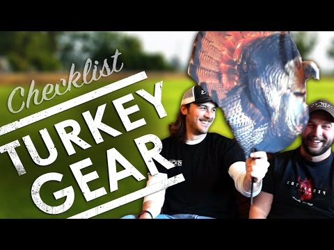 Turkey Hunting Gear Checklist | The Sticks Outfitter | EP. 37