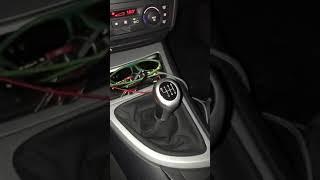 Passer la marche arrière BMW série1
