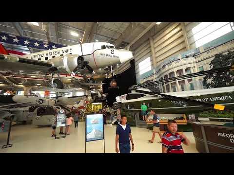 JS #514 - National Naval Aviation Museum 2 with Parents (Pensacola, FL)