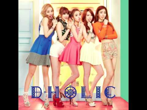 [MP3/DL][Mini Album] D.HOLIC (디홀릭) – Chewy Chewy (쫄깃쫄깃)
