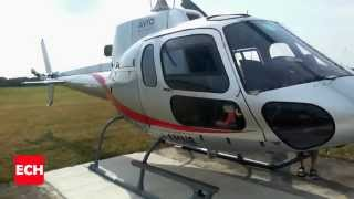 Helicopter Eurocopter AS350 Ecureuil