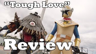Power Rangers Super Ninja Steel Episode 3 Tough Love Review