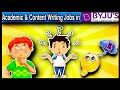 Teaching Jobs in BYJU'S l Content Writing Jobs in BYJU'S l How to apply for jobs in BYJU'S l #byjus