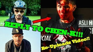 Raftaar And Divine Replies To Chen-K - Young Stunners Joins in - Talha Yunus