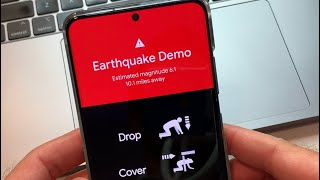 Android Earthquake alerts and detection, explained!