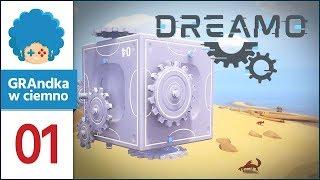 Dreamo PL #1   Sześciany, zębatki i pacjent w śpiączce