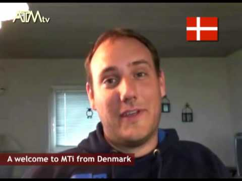 Welcome to MTi from Denmark (Danish)
