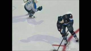 NHL 2005 Sports Gameplay - Face-Off