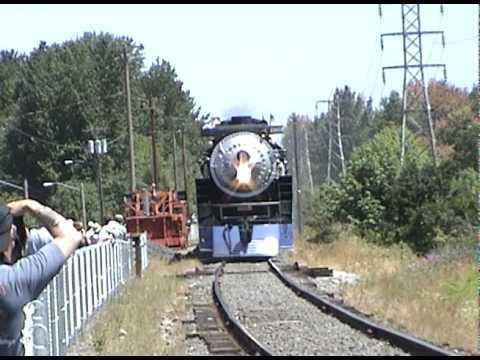SP 4449 American Freedom Train (AFT)
