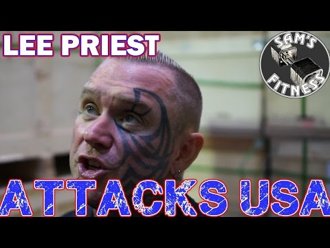 LEE PRIEST Attacks The USA Government