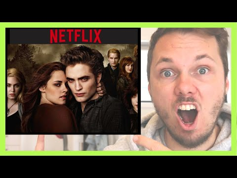 How To Watch Twilight Movies On Netflix? 🥇🔥 [PROVEN!]
