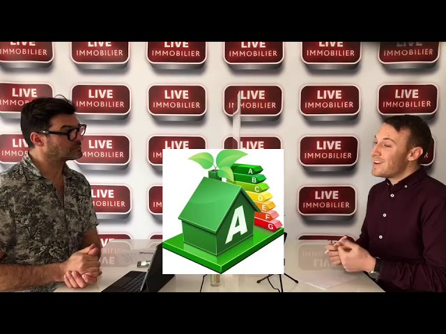 Live immobilier avec ADEPT CONTRÔLE ( Diagnostique immobilier )