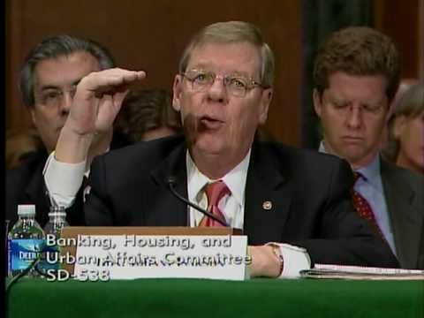 Senator Johnny Isakson on the State of the Nations...