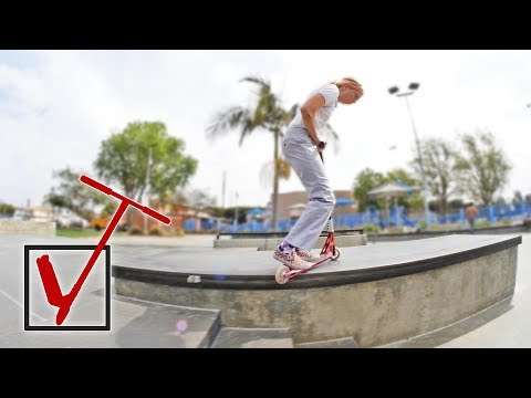 Olivia Monks Scooter Check + Clips │ The Vault Pro Scooters