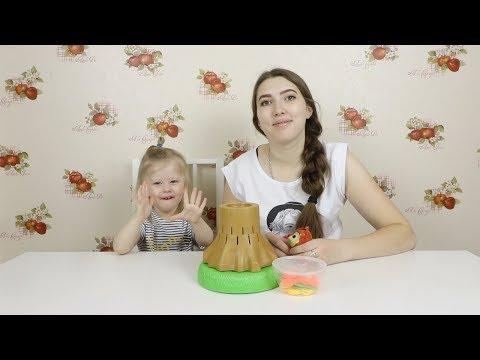 Настольная игра для всей семьи CRAZY белка. Крэйзи белка. Видео для детей.